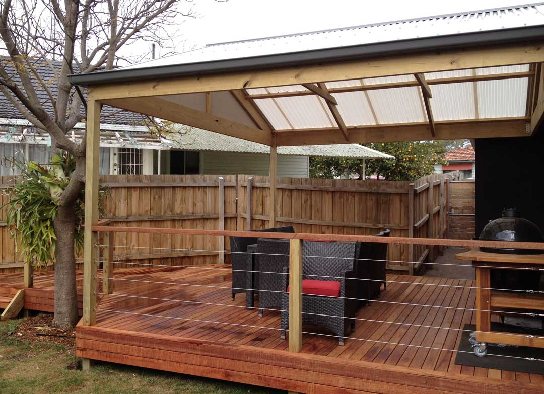 Timber Decking Builders in Melbourne