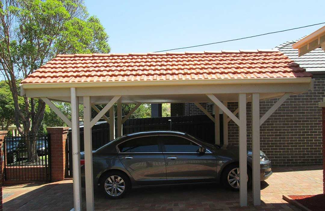 Carport Builder Services in Melbourne
