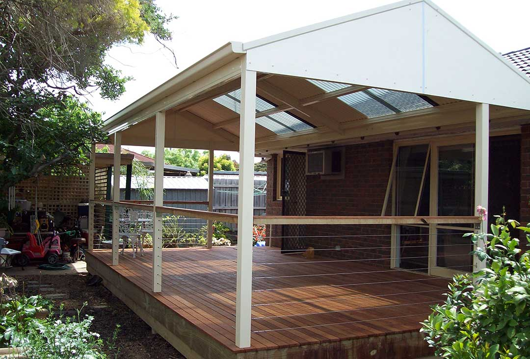 Timber Decking in Melbourne