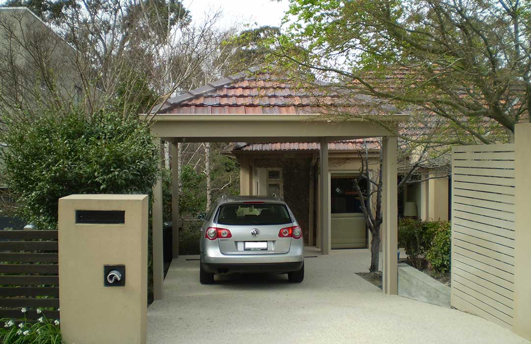 Carport Builder Services Melbourne